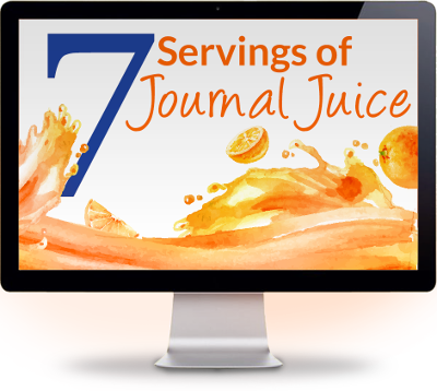 Journal Writing Newsletter Sign Up Image