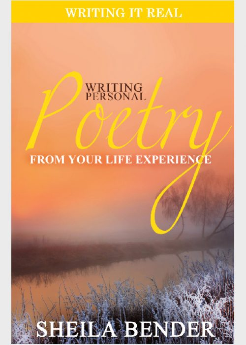 Writing Personal Poetry by Sheila Bender
