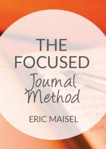 The Focused Journal Method