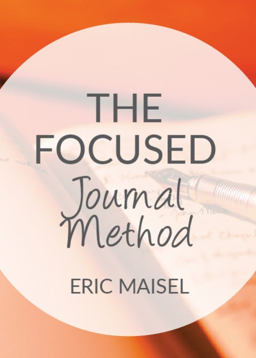 The Focused Journal Method