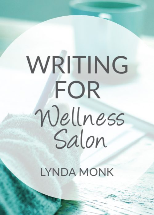 Writing for Wellness Salon