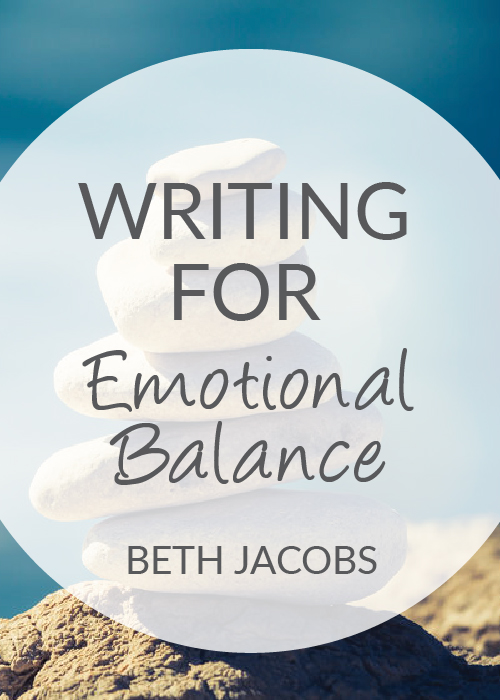 Writing for emotional Balance