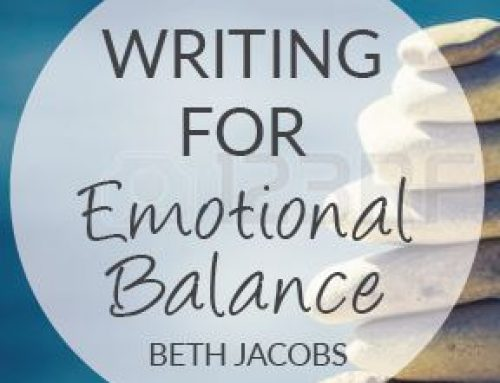 Writing for Emotional Balance: Journaling to Move Beyond Venting by Ruth Folit & Beth Jacobs