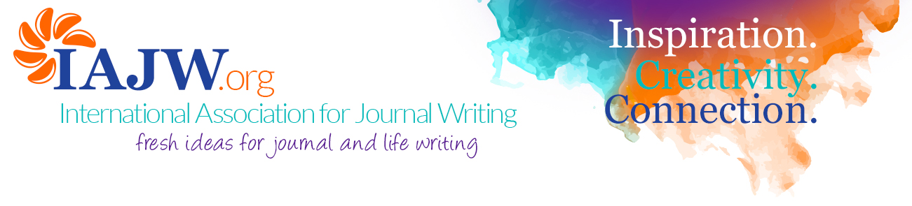 The International Association for Journal Writing Logo