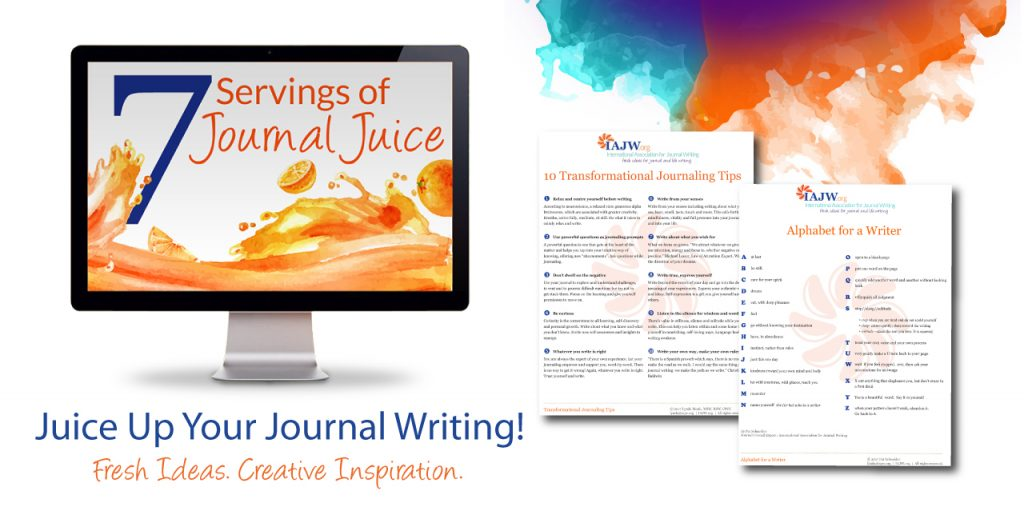 Journal Writing Newsletter Sign Up
