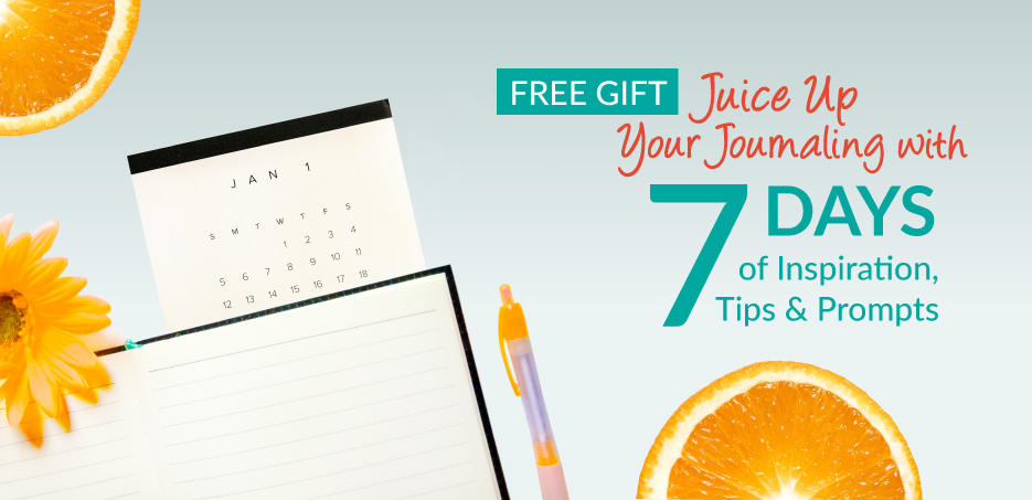 Image for Free 7 Days of Journaling Tips, Inspiration & Prompts