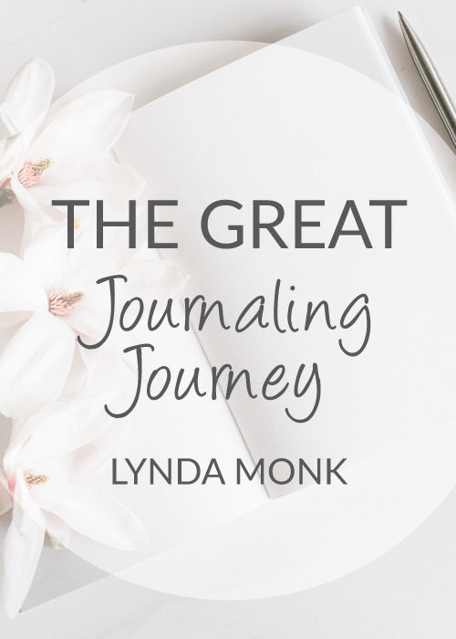 Cover Image for The Great Journaling Journey Online Journal Writing Course