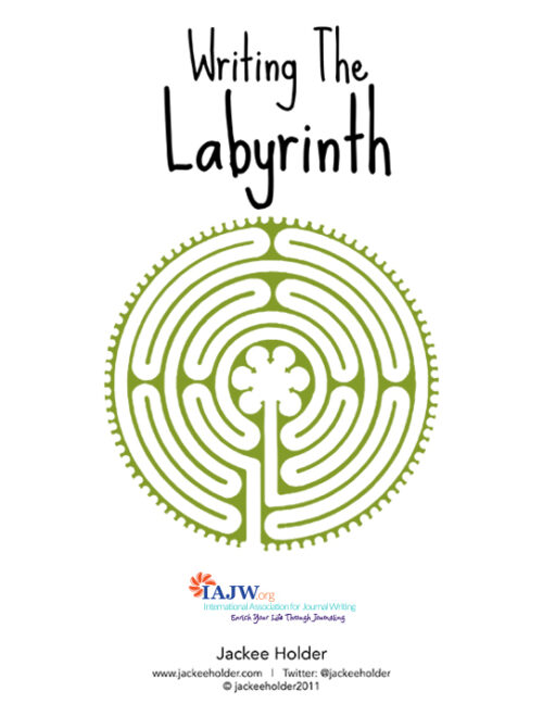 Writing the Labyrinth Activity