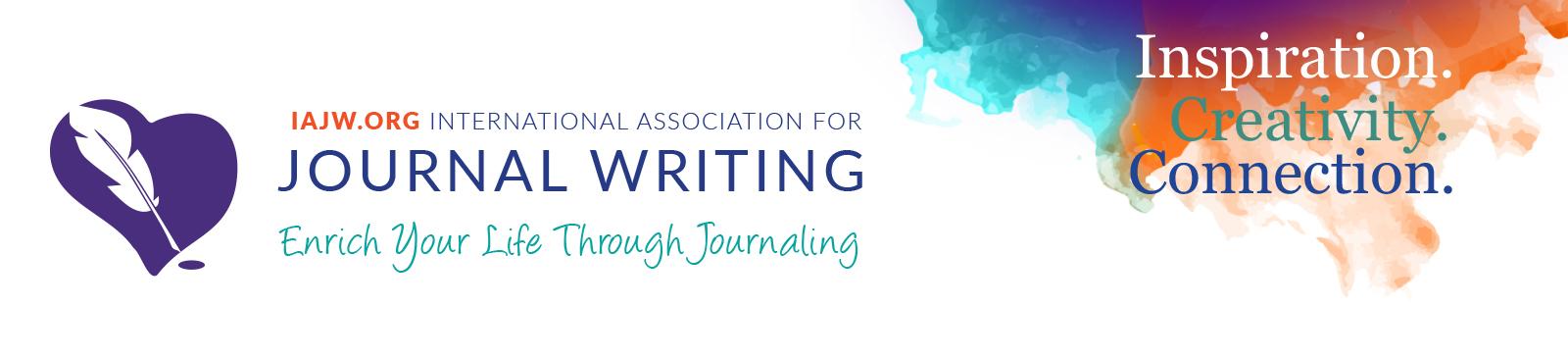 The International Association for Journal Writing Logo